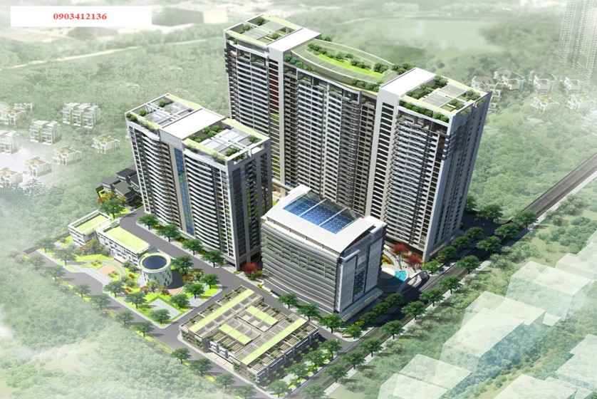 Updated real estate projects in Vietnam 2017